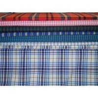Check & Stripe Shirting Fabrics