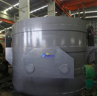 Scarp Charging Bucket Manufacturing Process