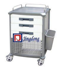 Modern Design Hospital Medication Trolley