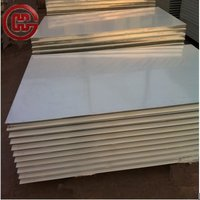 Fireproof Rock Wool Sandwich Panel For Wall