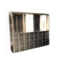 SS Cloth Cabinet With UV Light