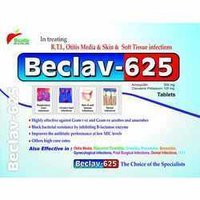 Beclav -625 Tablets
