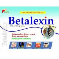 Cefalexin 500 Mg Tablets