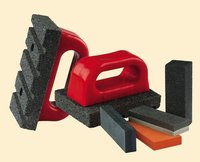 Abrasive Sharpening Stone And Grinding Block