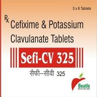 Cefixime And Clavulanate Potassium Tablets