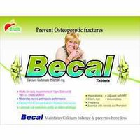 Becal 250/ 500 Tablets