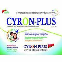 Cyron-Plus Syrup