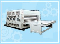 SYJ1450 Series Multi-Colors Ink Printer (Slotting) Machine