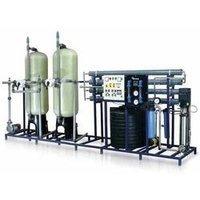 Ss Water Treatment Plant