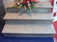 Granite Stairs Polished