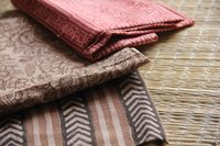 Naturally Printed Khadi