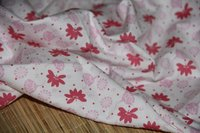 Organic Printed Jersey Fabric