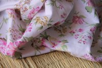 Organic Cotton Printed Woven Fabric