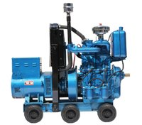 DC Water Cooled Generator