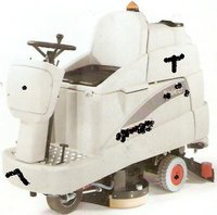 Floor Scrubber Drier Cleaning Machine