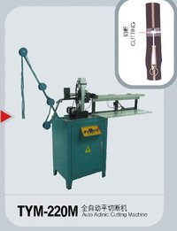 Metal Zipper Cutting Machine