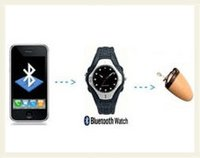 Bluetooth Watch With Nano Earpiece