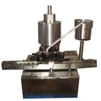 Automatic Metal Cap Sealing Machine