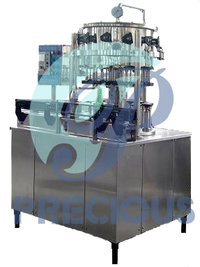 Pressure Base Liquid Filling Machine
