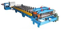 Steel Glazed Tile Machine