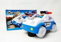 Musical Car Wheel with Light Children Toys