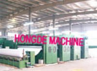 Thermo Bonded Nonwoven Machine
