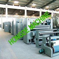 Needle Punched Nonwoven Machines