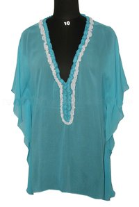 Plain Beachwear Kaftan