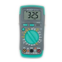 3 1/2 Compact Digital Multimeter MT-1210