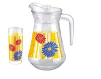 Glass Juice Sets