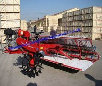 Hydraulic Electric Start Rice Transplanter And Transplanting Machine