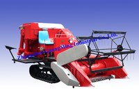 Mini Grain Combine Harvester (Wheat,Rice)