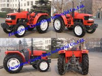4 Wheel And Farm Tractor