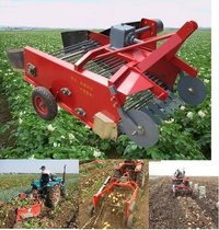 Potato/Onion/Garlic/Peanut Combine Harvester