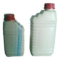 Plastic Lubricant Oil Bottles