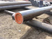 Black Painting Varnish Steel Pipe (ASTM A106)