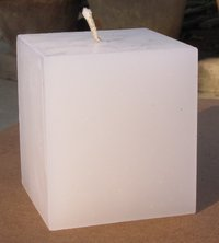 Square Aromatic Candle (C1)