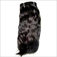 Machine Weft Wavy Human Hair