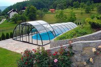 Above Ground Pool Domes