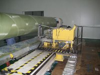 FRP Cable Pipe Production Line