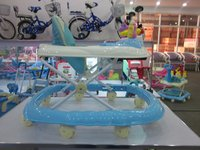 Multifunctional Car Baby Doll Walker Rocker