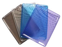 iPad 3 Glossy Raindrop TPU Case