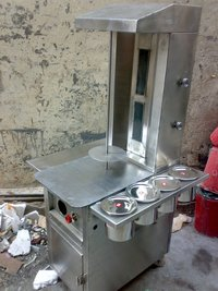 Shawarma Trolley