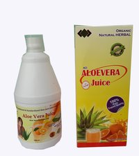Aloevera Juice With Tulasi