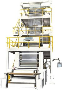 Blown Film Co Extrusion Line