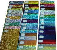 Extra Gloss & Shine Films For Sequins