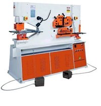 Hydraulic Iron Workers Machine