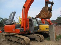 Used Excavator