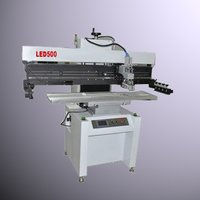Semi Automatic LED Stencil Printer LED500