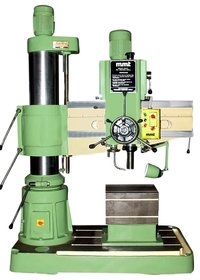 Industial Radial Drilling Machine